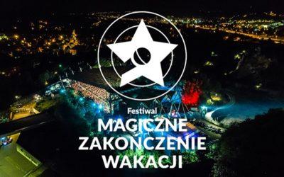 Nasi artyści na Festiwalu Magiczne Zakończenie Wakacji